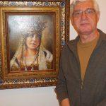 Tristeţea pictorului Mircea Bârloiu