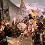 Istoria României în trei momente