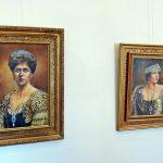 "18 picturi cu regina Maria, expuse la ""Metopa"""