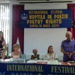 """Joi începe Festivalul Internaţional """"Nopţile de Poezie de la Curtea de Argeş"""""""